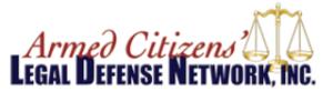 Armed Legal Defense Network Logo