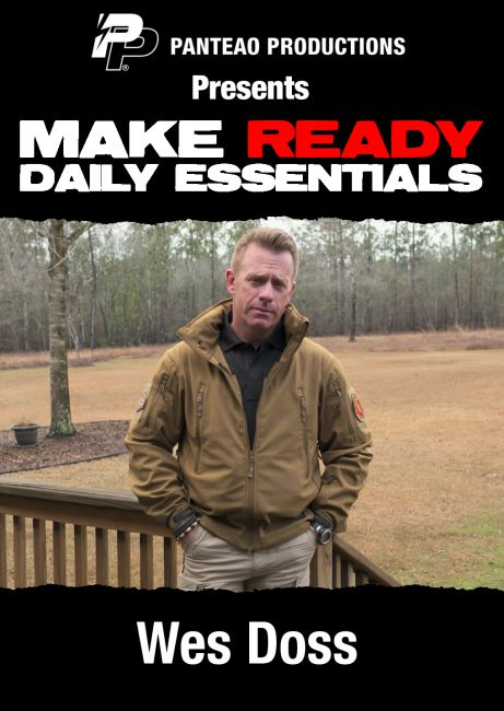 Wes Doss Daily Essentials