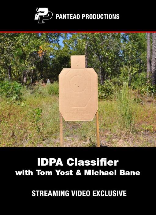 IDPA Classifier
