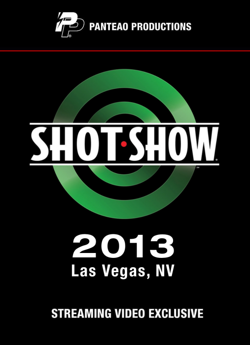SHOT Show Cover 2013