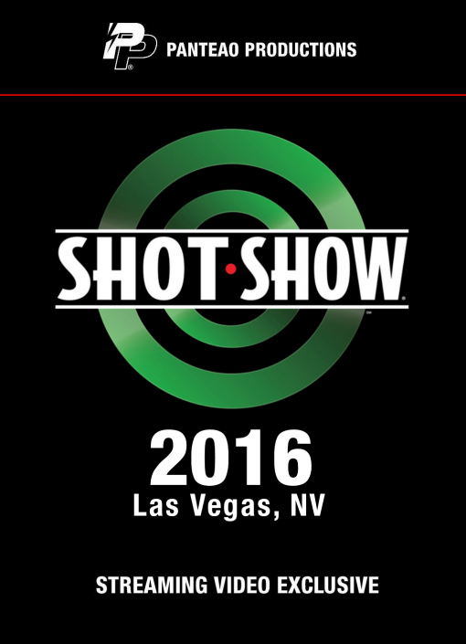 SHOT Show Cover 2016