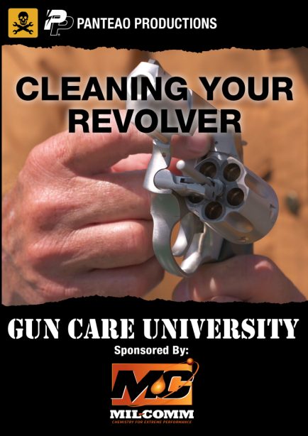 Cleaning Your Revolver Cover sm2