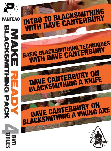 Blacksmithing Pack Cover