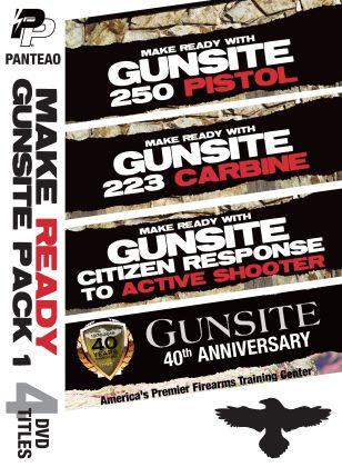 Gunsite Pack 1