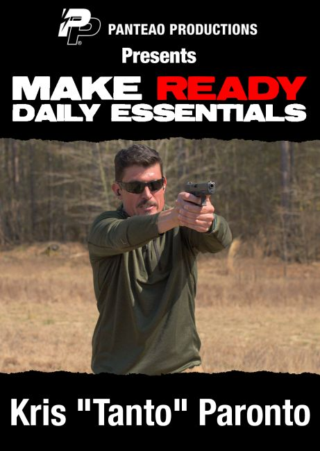 Kris Paronto Daily Essentials