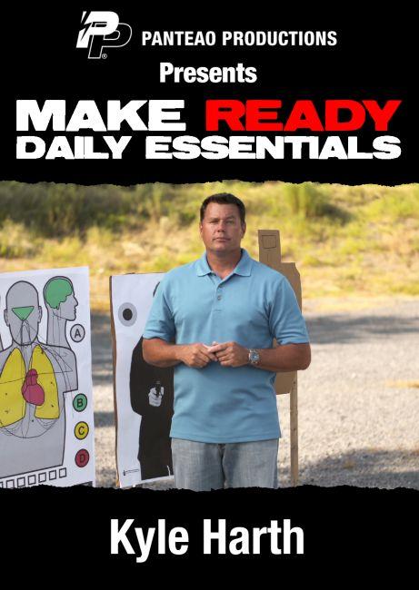 Kyle Harth Daily Essentials