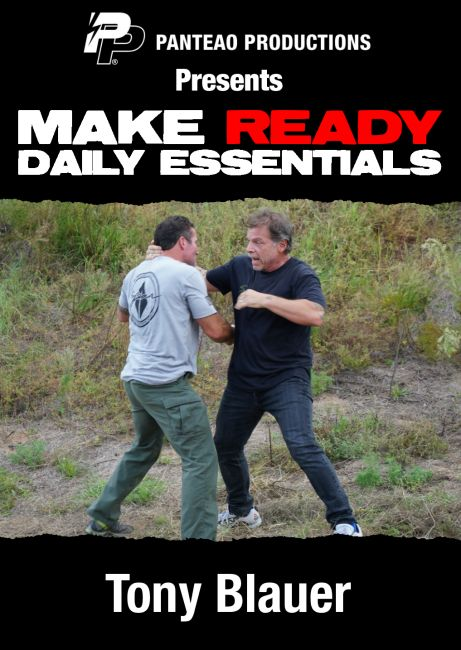 Tony Blauer Daily Essentials