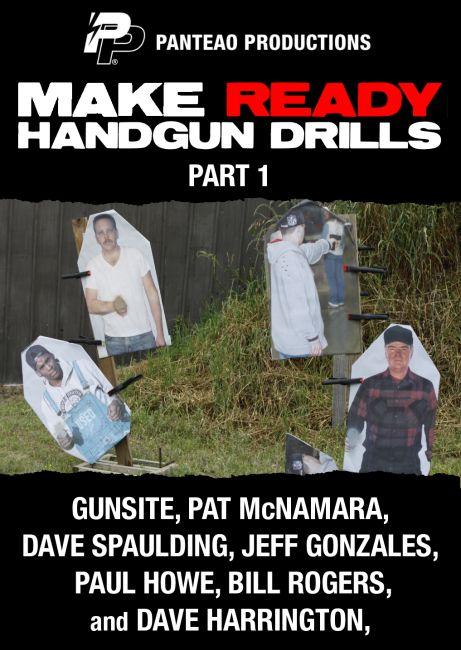 Handgun Drills Part 1