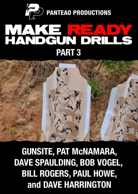 Handgun Drills Part 3
