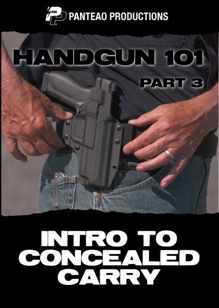 Panteao -Intro to Concealed Carry