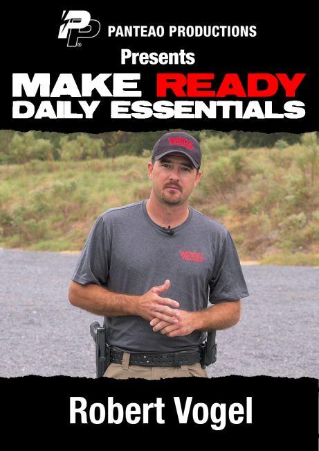 Robert Vogel Daily Essentials