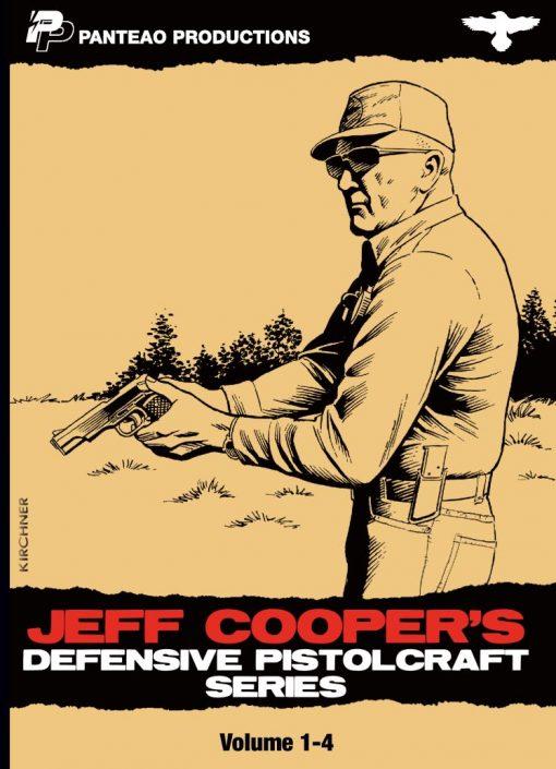 Defensive Pistolcraft Vol 1-4