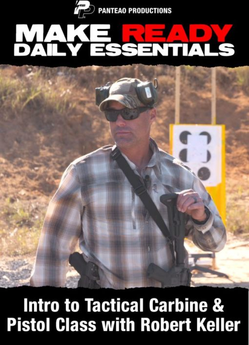 Intro to Tac Carbine & Pistol Robert Keller